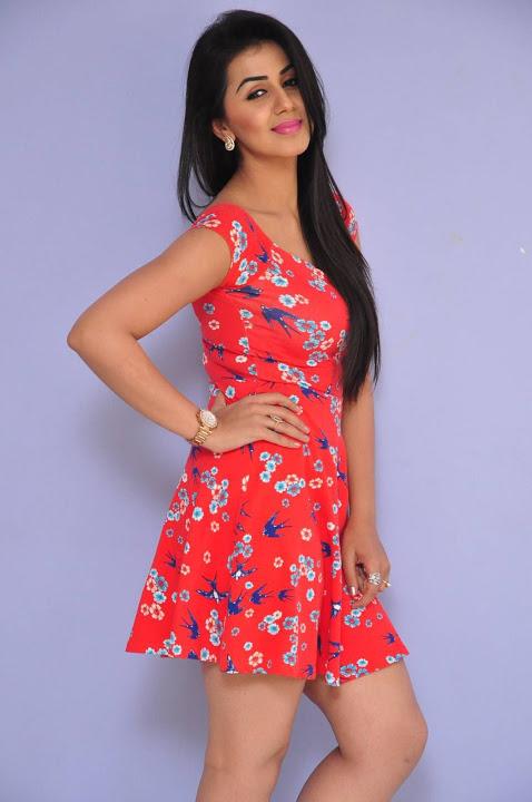Nikki galrani midi dress exclusive photos