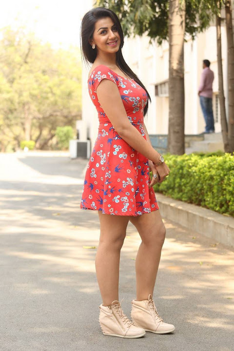 Nikki galrani red dress hot press meet slide show