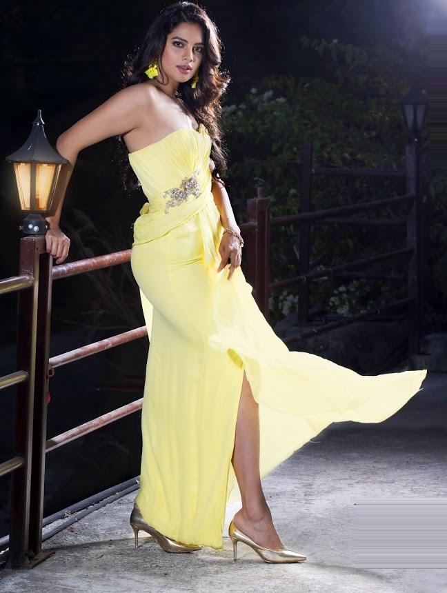 Tanya hope yellow dress image