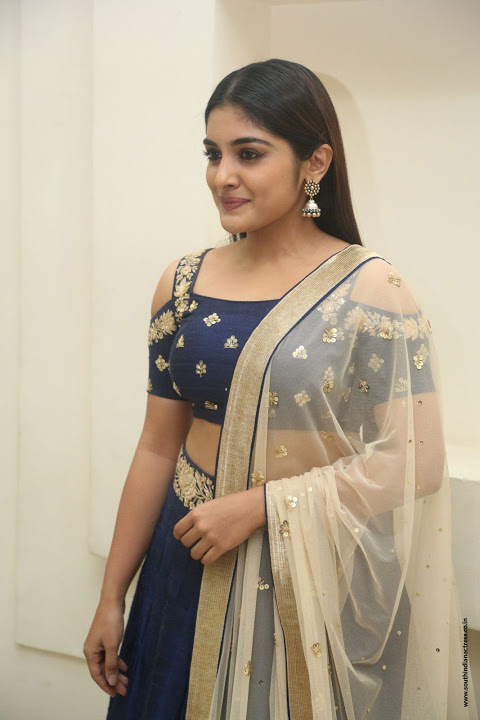 Nivetha thomas hd movie promotion photos