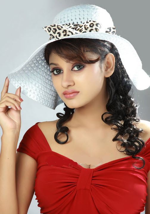 Oviya helen glamour red dress photos