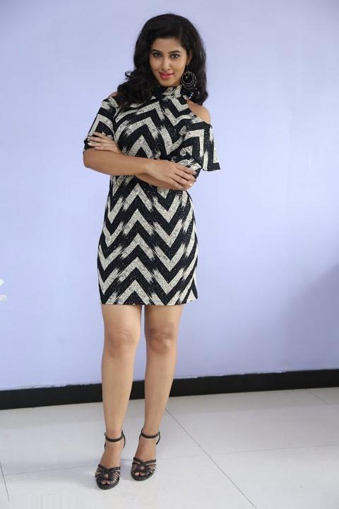 Pavani lavanya modeling movie promotion gallery