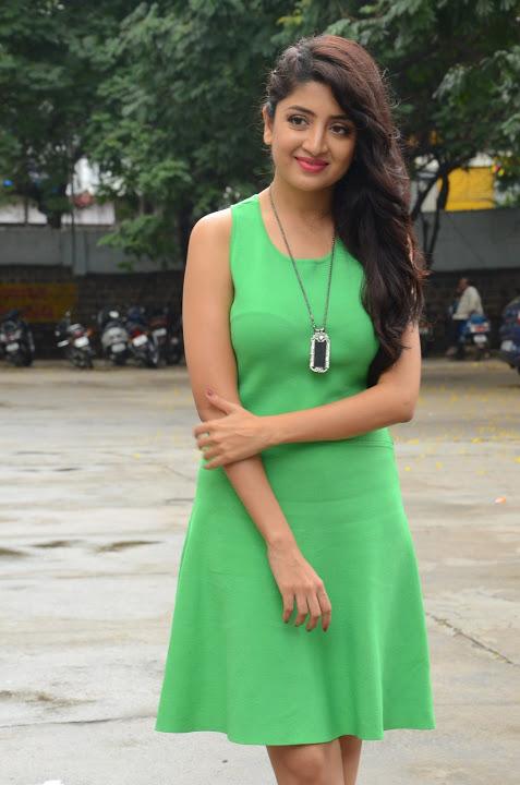Poonam kaur green dress cool photos