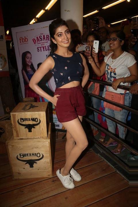 Pranitha subhash unseen hd slide show