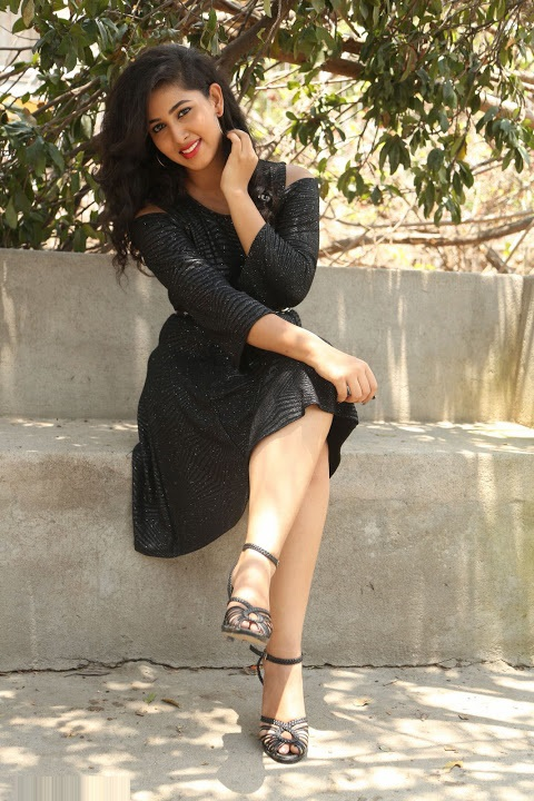 Pavani reddy interview modeling fotos