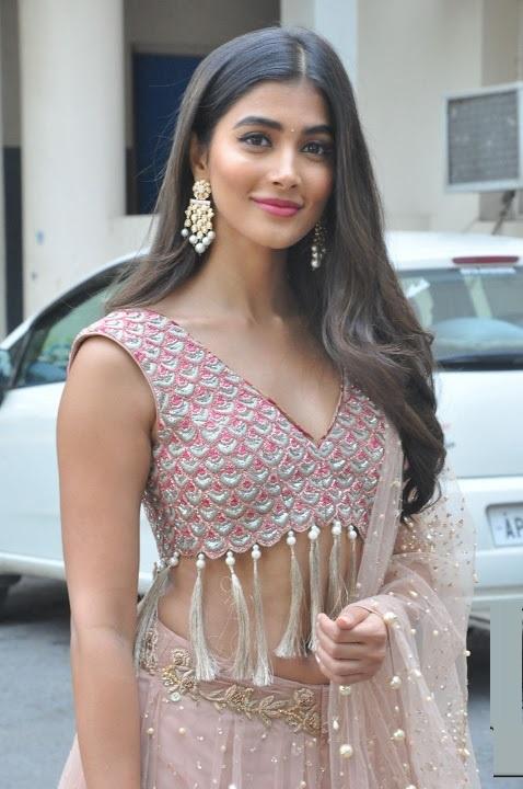 Pooja hegde cool modeling stills