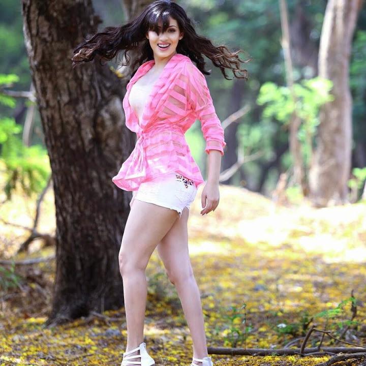 Sadha cute hot photos
