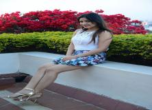prabhjeet kaur white dress pictures