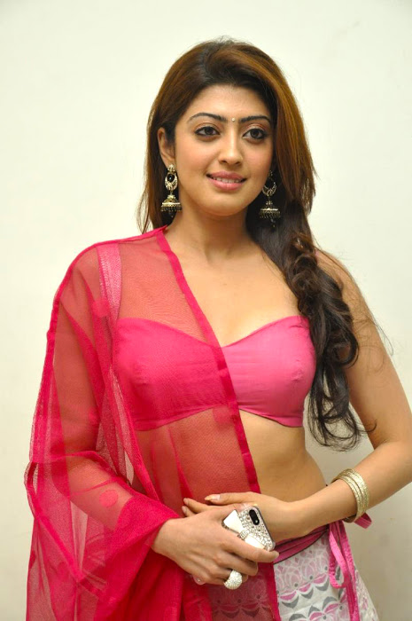 Pranitha red dress pictures
