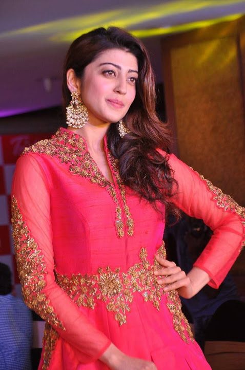 Pranitha subhash fashion show beautiful pictures