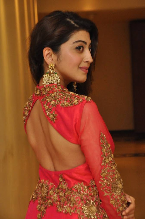 Pranitha subhash fashion show photoshoot pictures