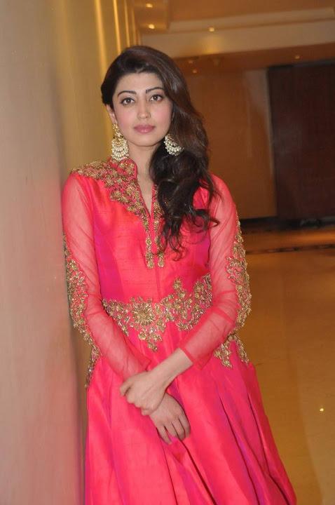 Pranitha subhash fashion show smile pose pictures