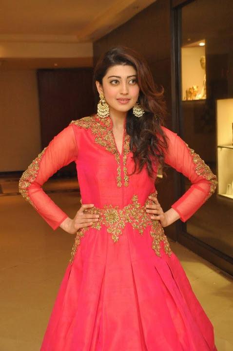 Pranitha subhash red dress fashion wallpaper