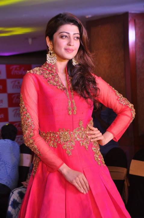 Pranitha subhash red dress gallery