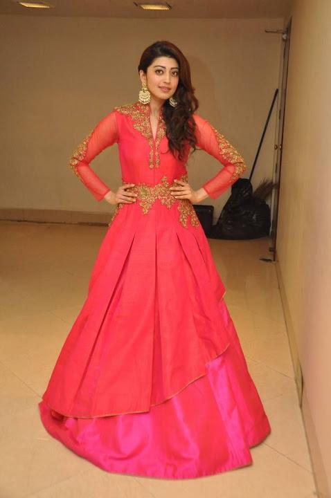 Pranitha subhash red dress photoshoot stills