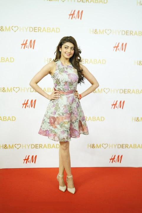 Pranitha subhash white dress filmfare awards photos