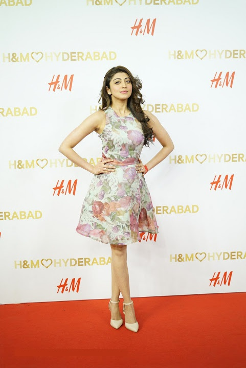 Pranitha subhash white dress hd stills