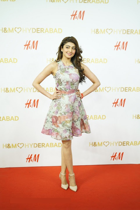 Pranitha subhash white dress unseen photos