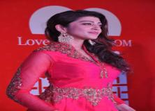 pranitha subhash fashion show pictures