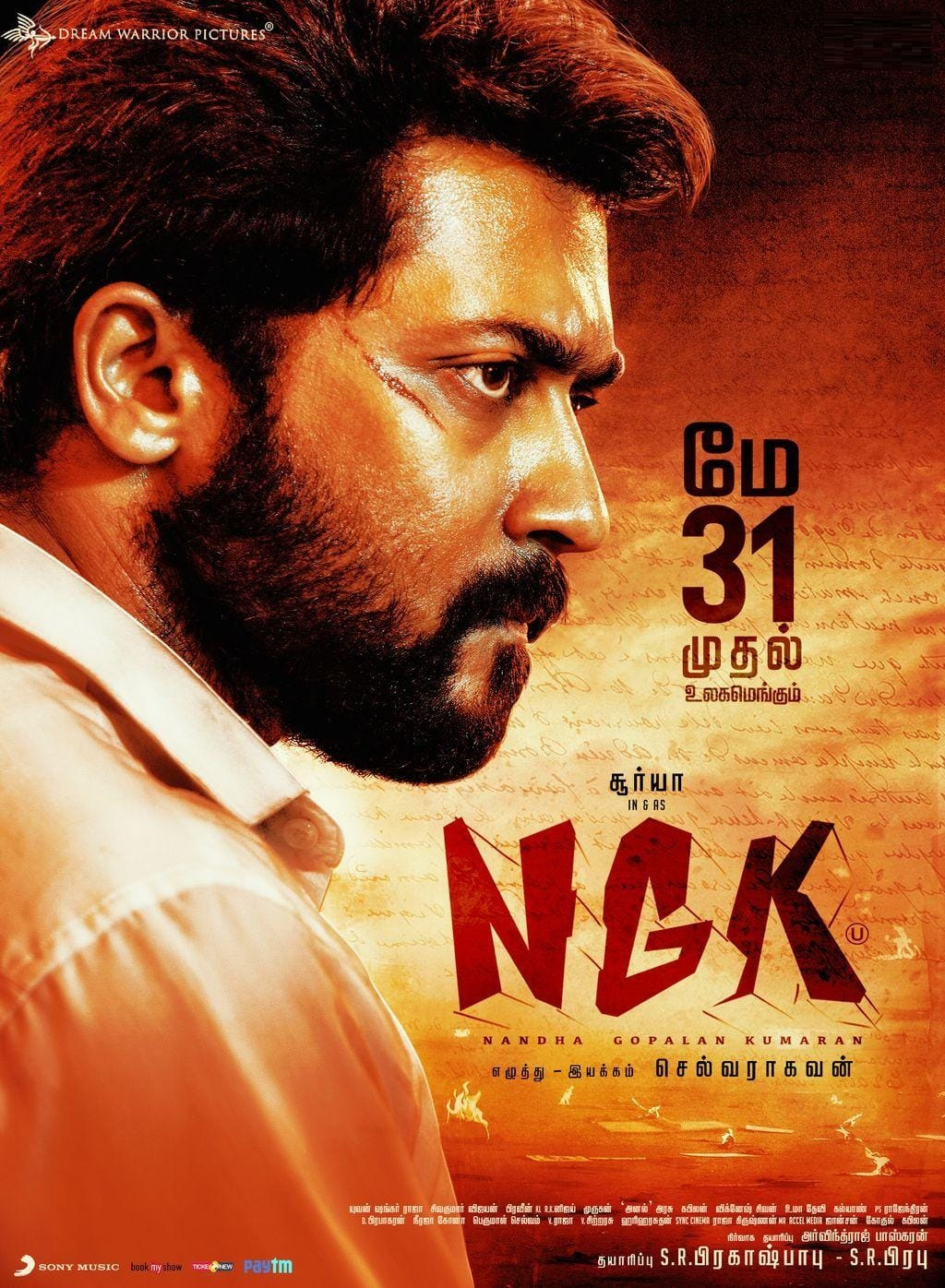 Ngk movie suriya photos