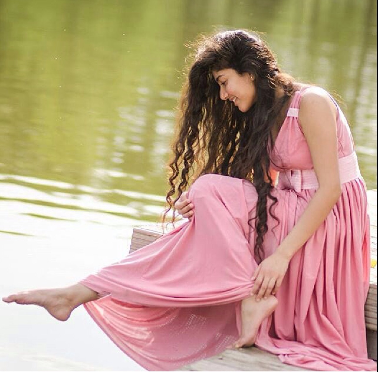 Sai pallavi cute hd wallpaper